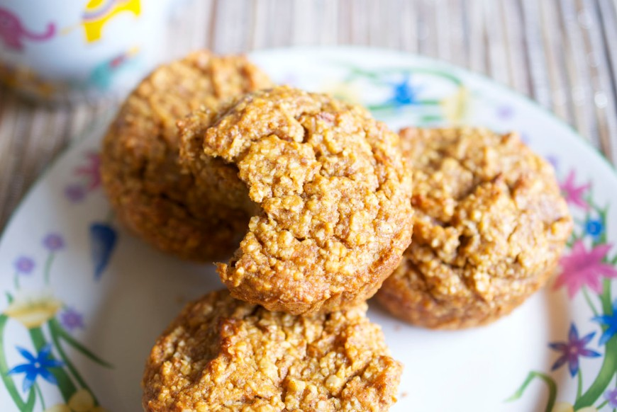 Sweet Potato Muffin 7
