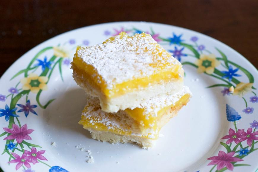 Lemon Bar 4
