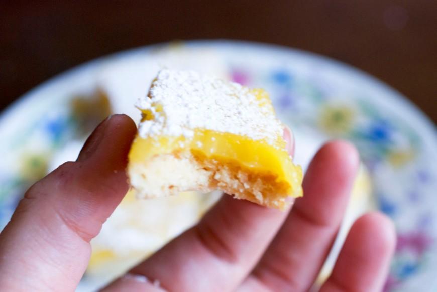 Lemon Bar 5
