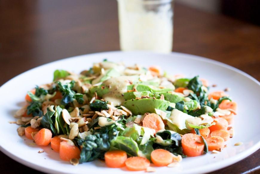 Simple Salad 4